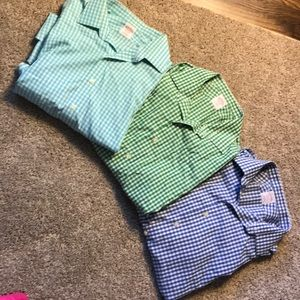 Other - 3 Button-up shirts